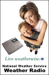 NWS Weather Radio: Live Weatherwise.