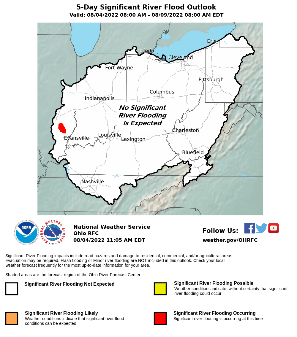 Flood Outlook Image