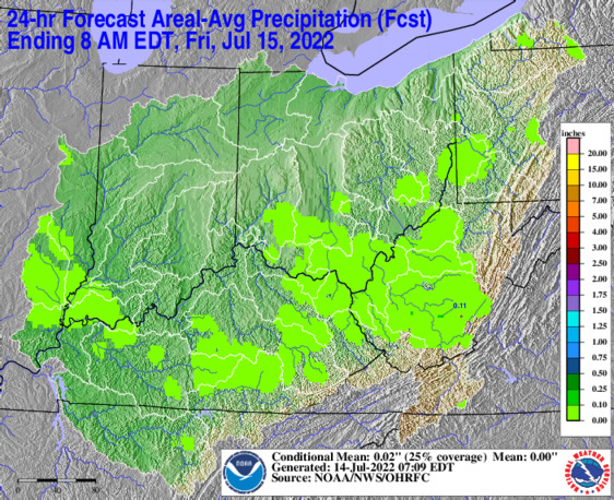 Day 1 HAS-generated QPF