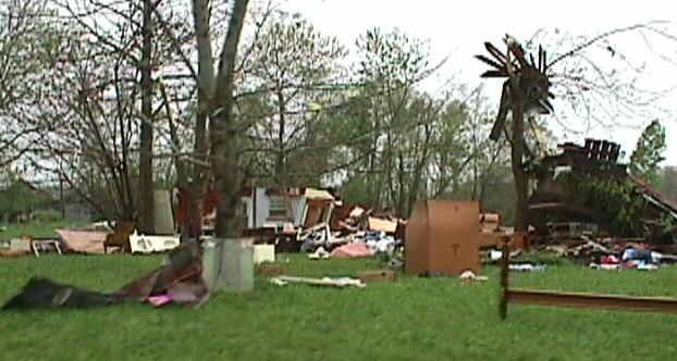 Lawrence County Damage
