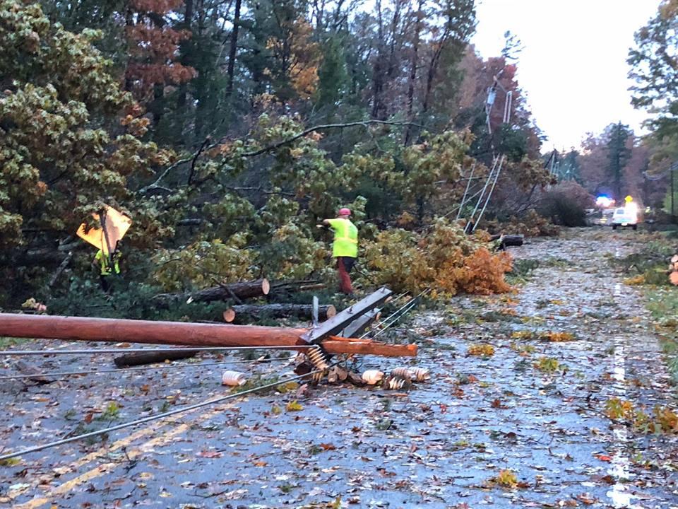 November 5-6, 2018 Tornado Outbreak