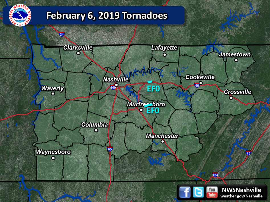 February 6-7, 2019 Flash Flooding & Tornadoes
