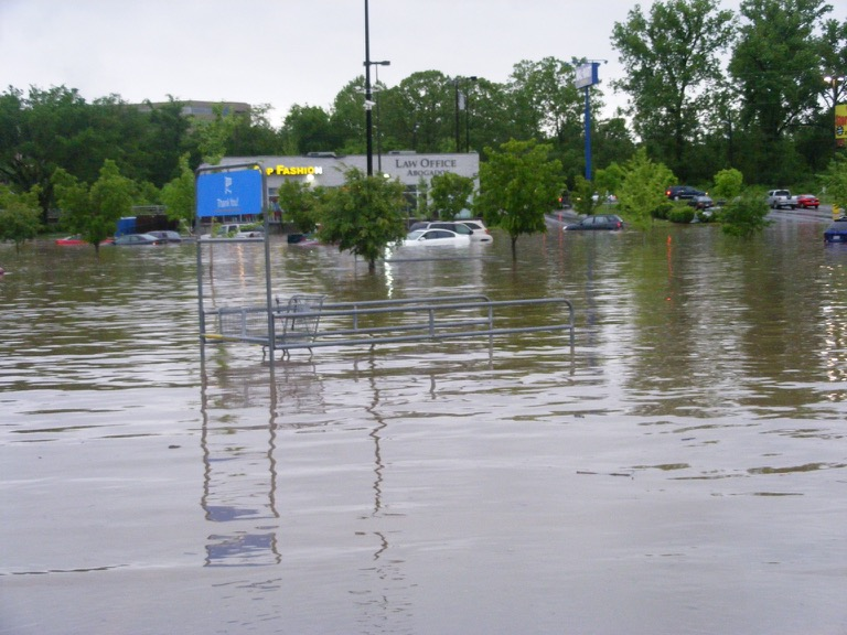 Mill Creek area in Antioch