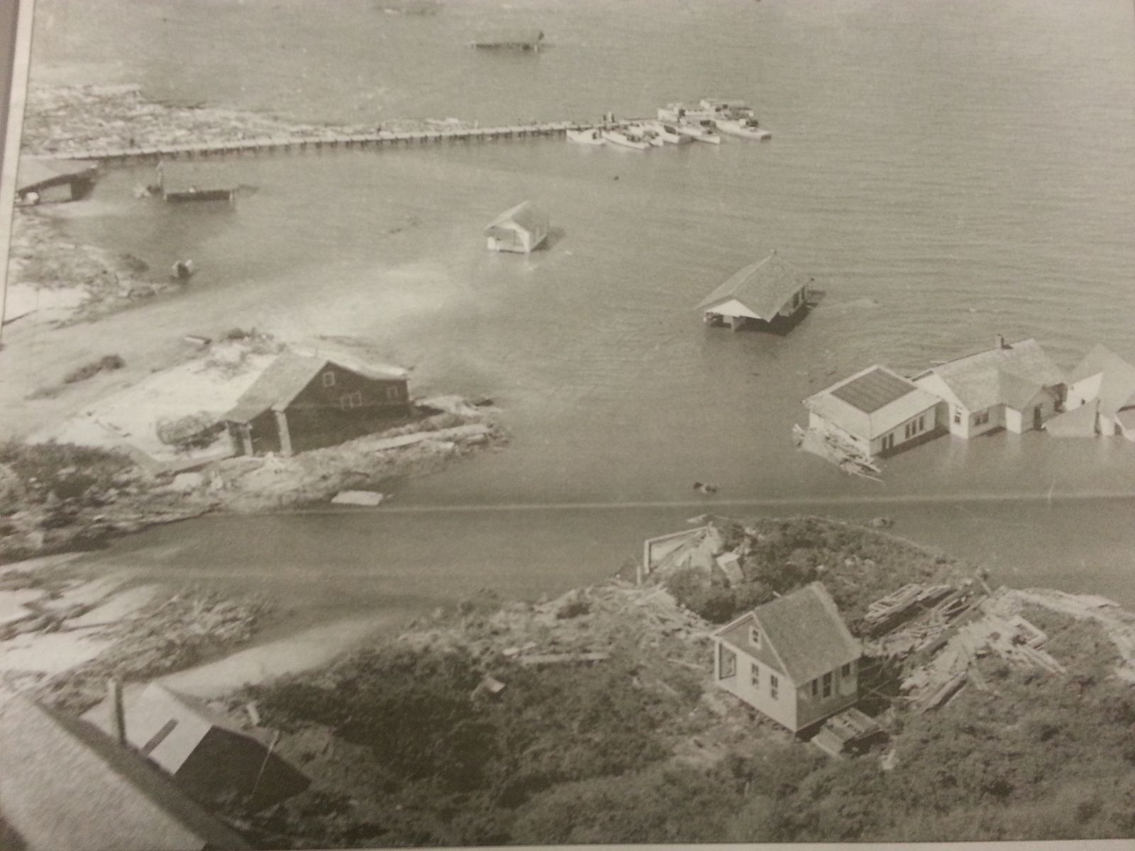 The Great New England Hurricane of 1938 - Damage Photos