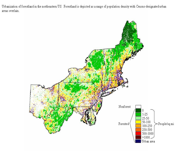 National Weather Service New York NY Fire Weather Research Page - New york northeastern us map