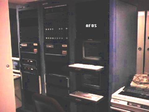 Photo of AFOS Front End Processor