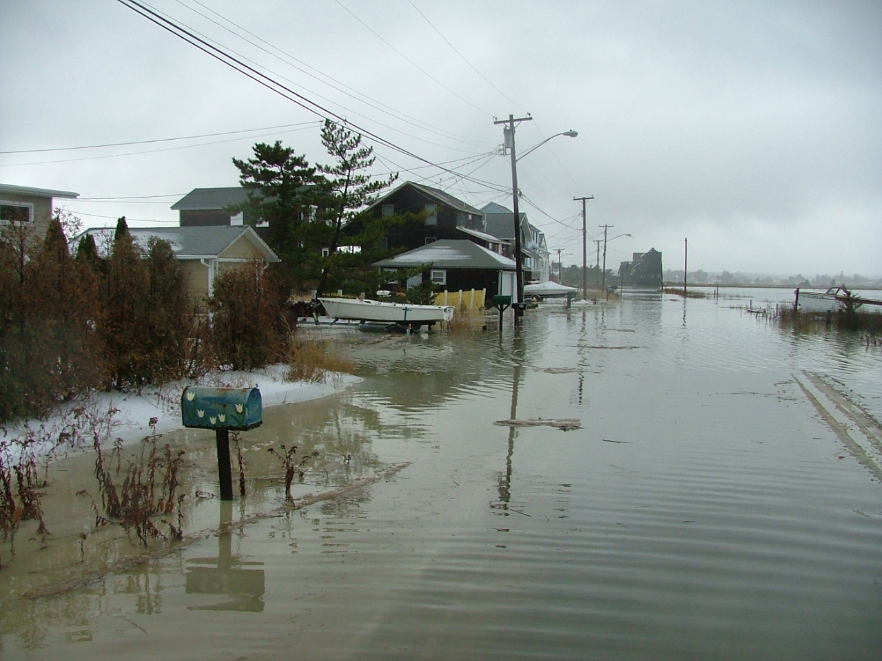 Coastal Flooding Image