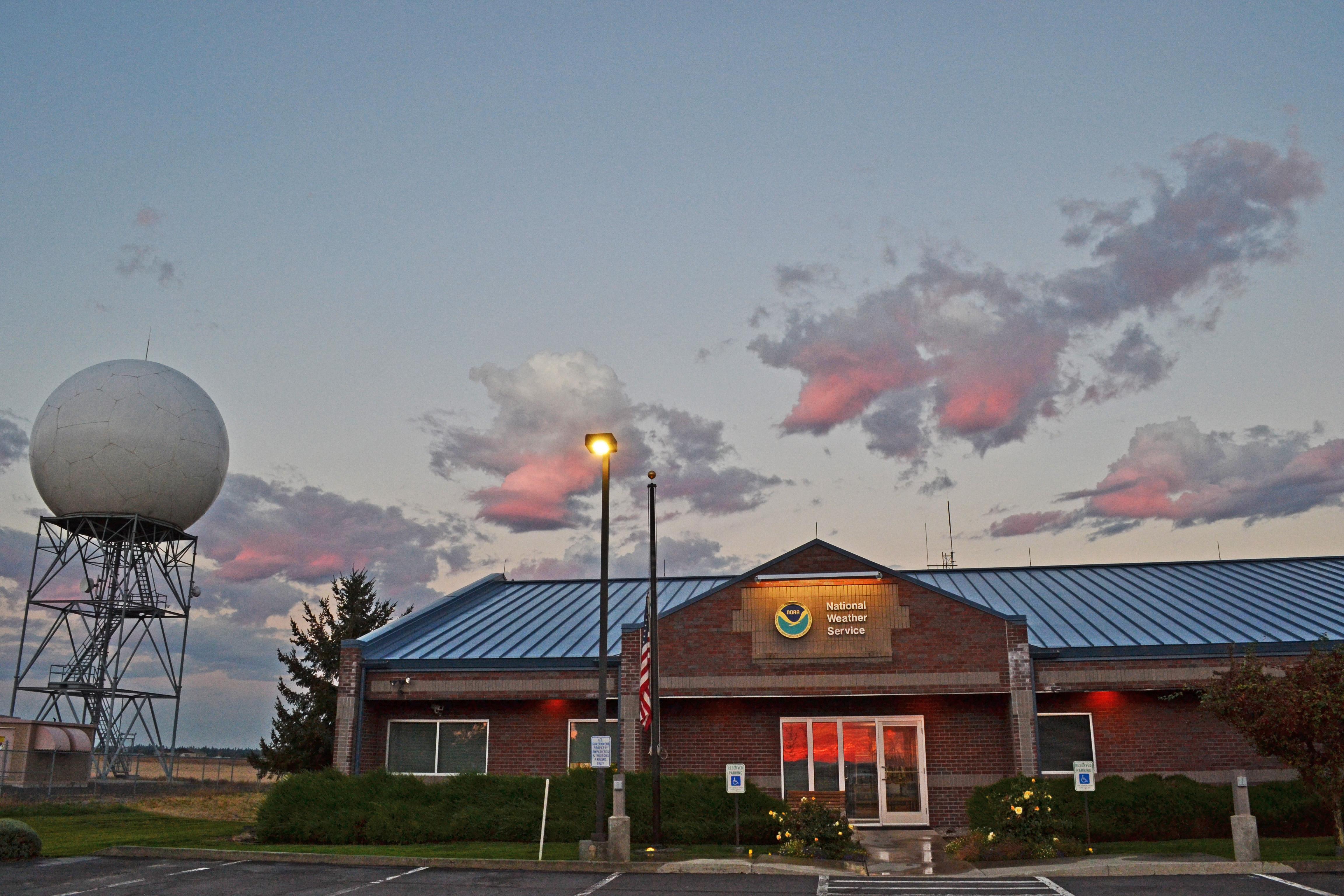 Spokane's Leading Local News: Weather, Traffic. - KREM Spokane wa weather pictures