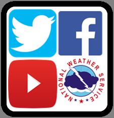 NWS Spokane, WA Social Media