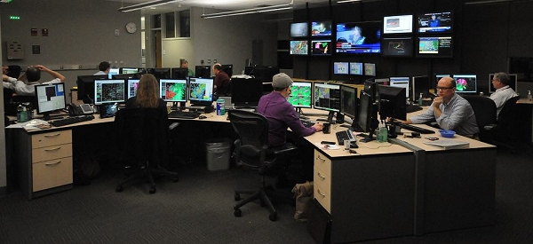 Severe Weather Operations at the NWS Forecast Office in Norman, OK