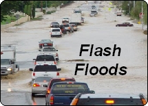Flash Flood Hazards & Safety