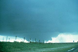 Harrold, Texas Tornado