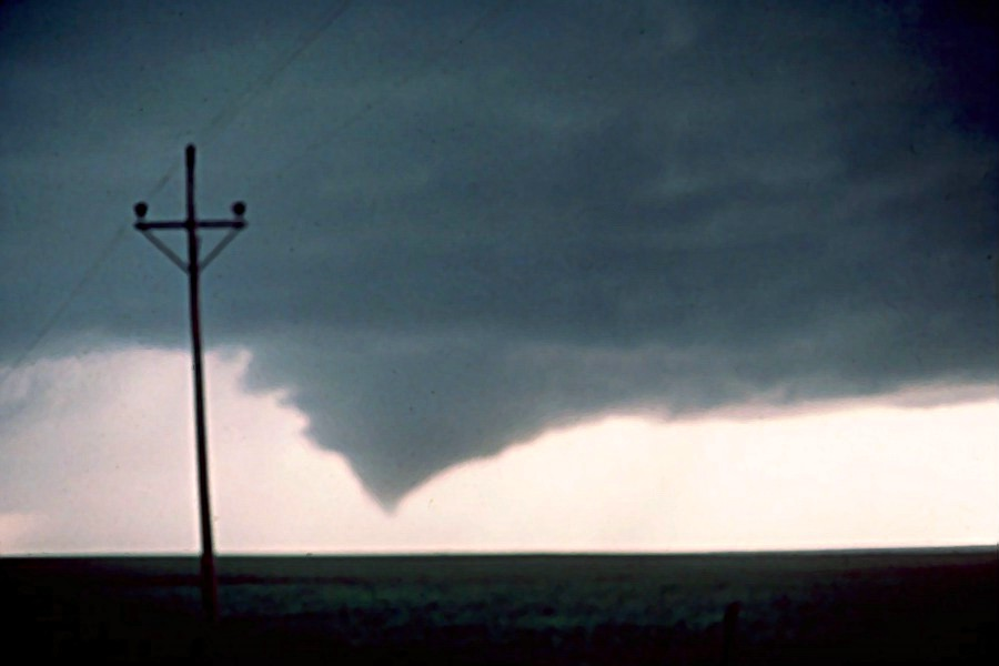 10 April 1979 Seymour Tx Tornado Photos