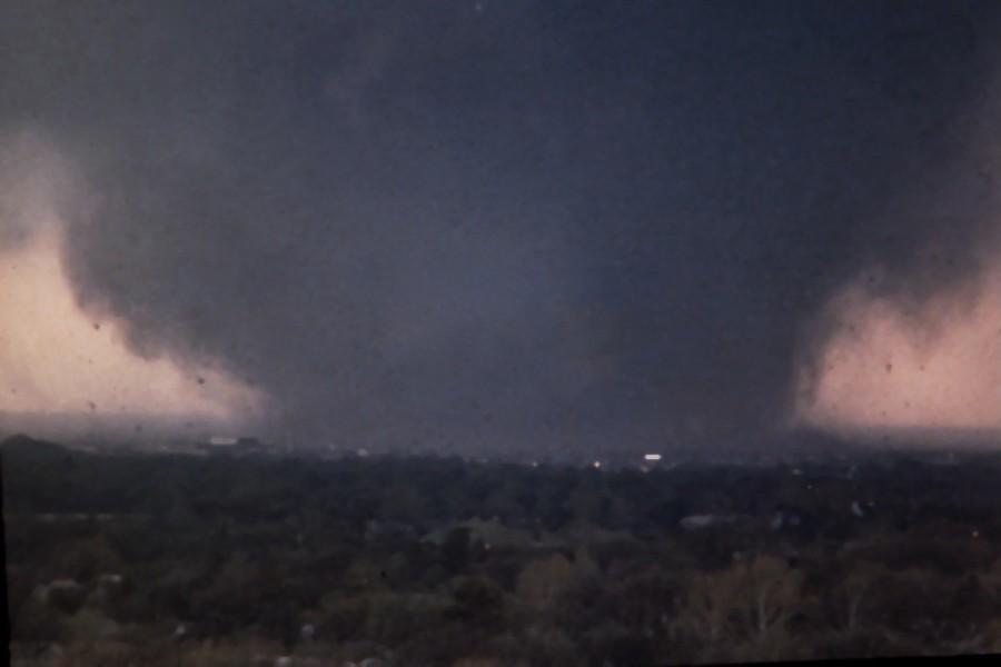 10 April 1979 Wichita Falls Tx Tornado Photos