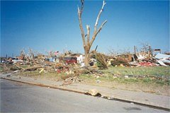 May 3, 1999 Damage Photo