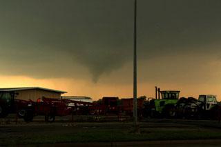 Tornado C1 - The Chickasha-Blanchard-Newcastle Tornado of May 24, 2011