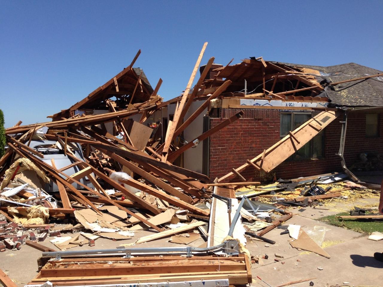 The May 31 2013 El Reno Ok Tornado