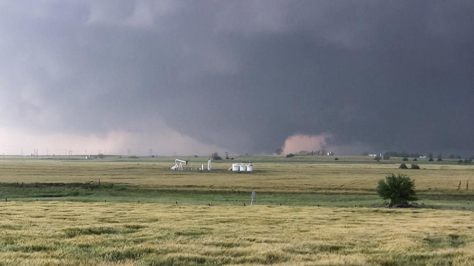 The May 31, 2013 El Reno, OK Tornado