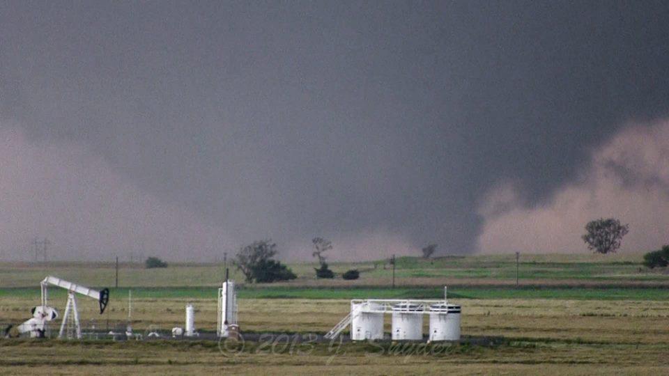 El Reno Oklahoma >> The May 31 2013 El Reno Ok Tornado