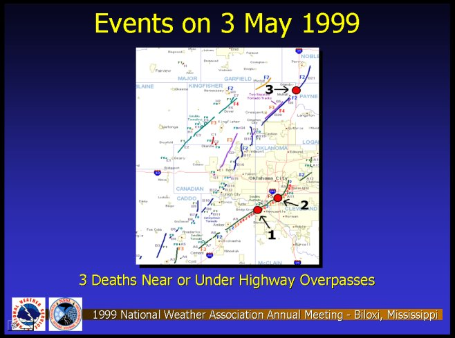 Events of 3 May 1999
