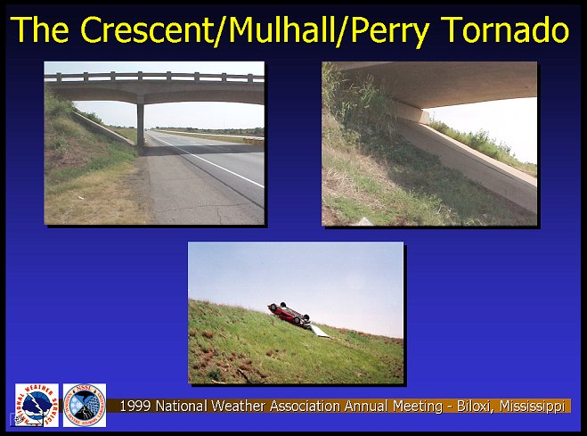 The Crescent/Mulhall/Perry Tornado