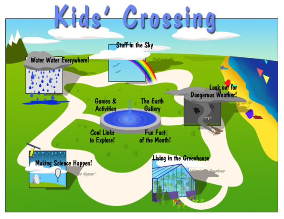 a childrens website designed by the national center for atmospheric research kids can learn about weather and the atmosphere as well as play games and do - Weather Pics For Kids