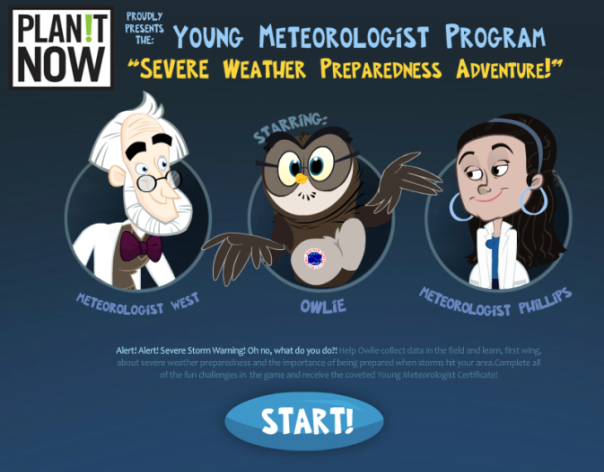 how to become a meteorologist online