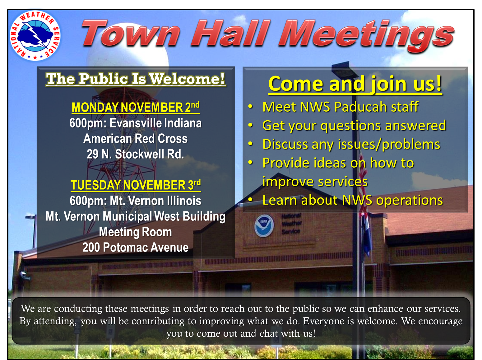 town hall meeting sample www