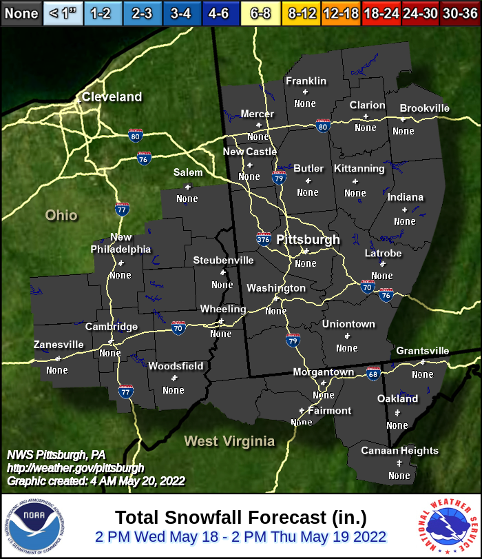 National Weather Service Pittsburgh Weather Briefing Page - Pittsburgh pa on us map