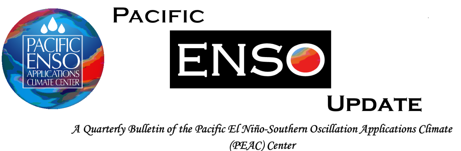 Pacific ENSO Update
