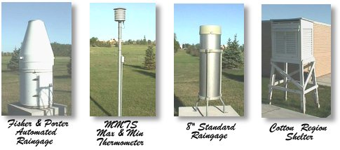 how to build weather measuring equipment