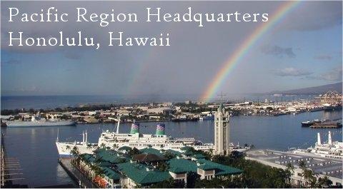 Pacific Region Headquarters