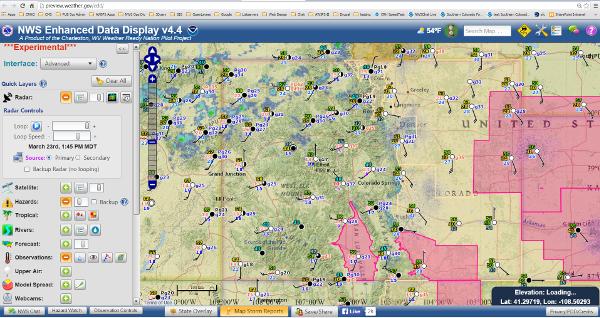 NWS Pueblo, CO - Fire Weather