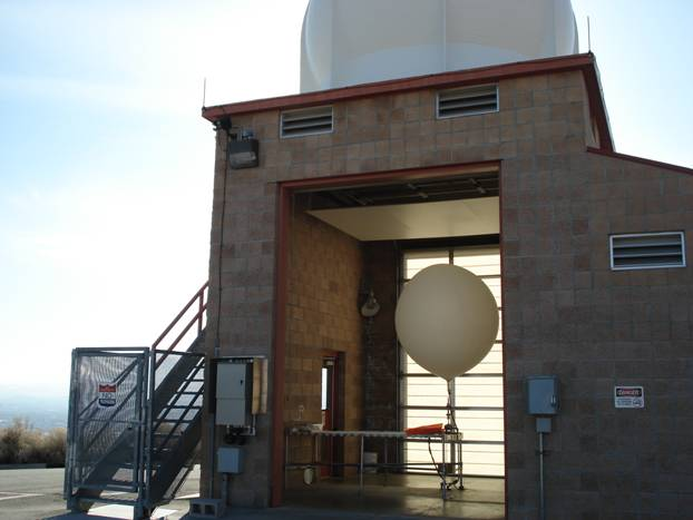 WFO Reno, NV - Upper-Air Building