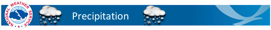 Precipitation Banner