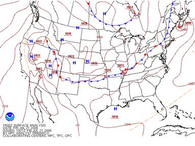HPC Surface Analysis