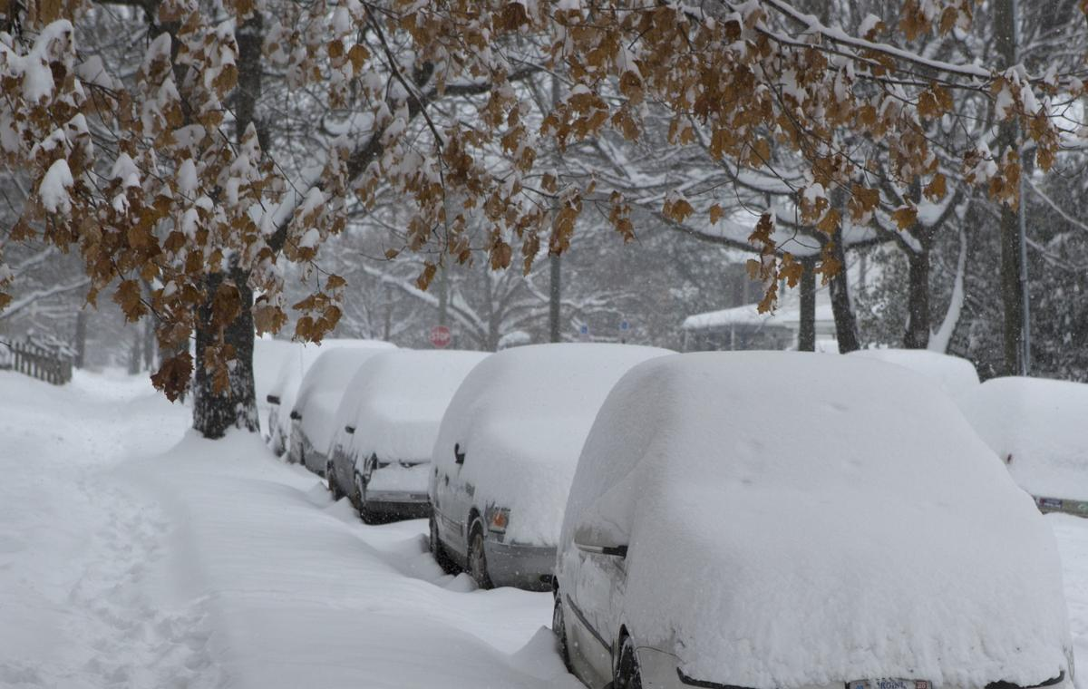 December 8th-10th Significant Snowstorm