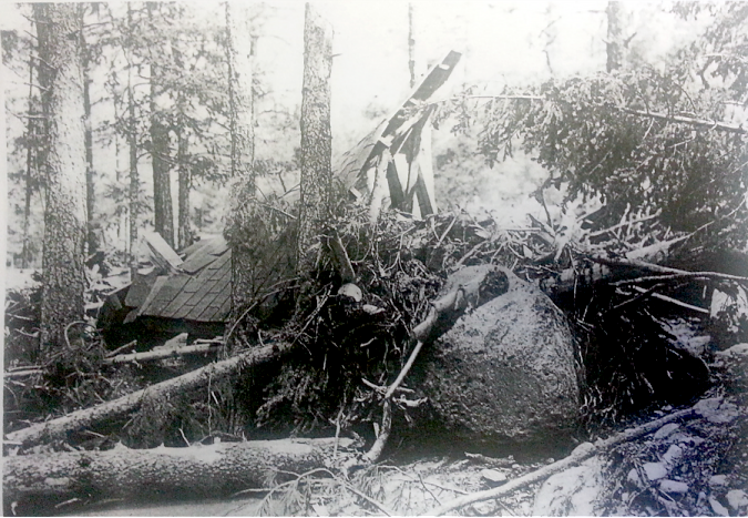 The Philmont Scout Ranch sustained significant damage