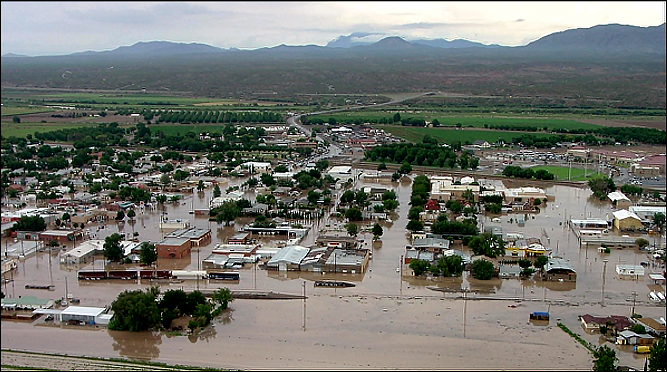 Flooding In New Mexico