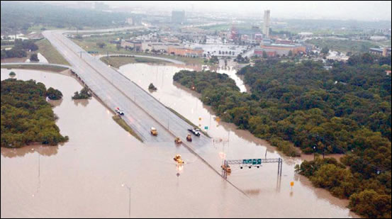 Flooding in Texas