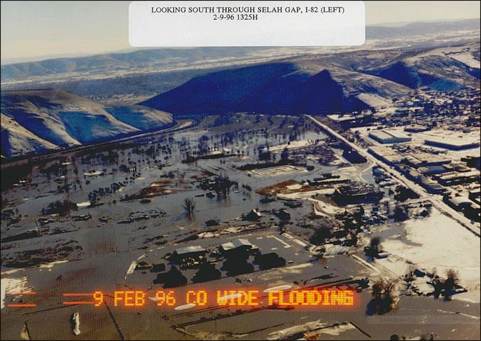 Flooding In Washington