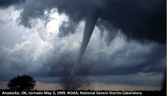 The Strongest Winds on Earth Tornado!