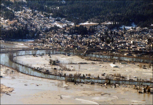 Twin Floods, January 19-20 and September 6-7, 1996
