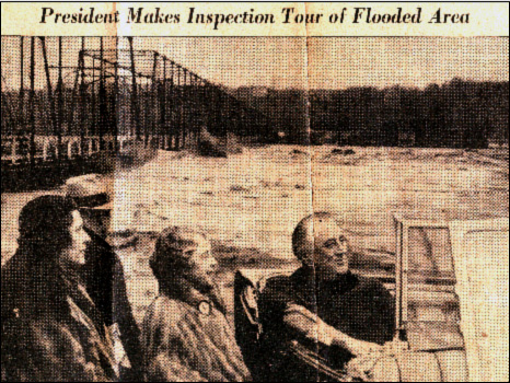 Vanport levee failure, May 30, 1948 (USACE)