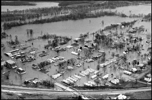 The Great Ohio River Flood of January 1937