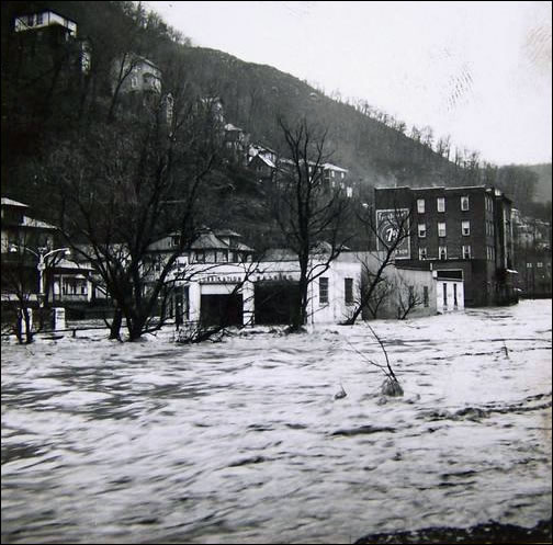 Flooding In West Virginia