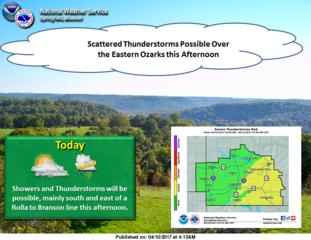 Springfield, Missouri live weather, southwest Missouri
