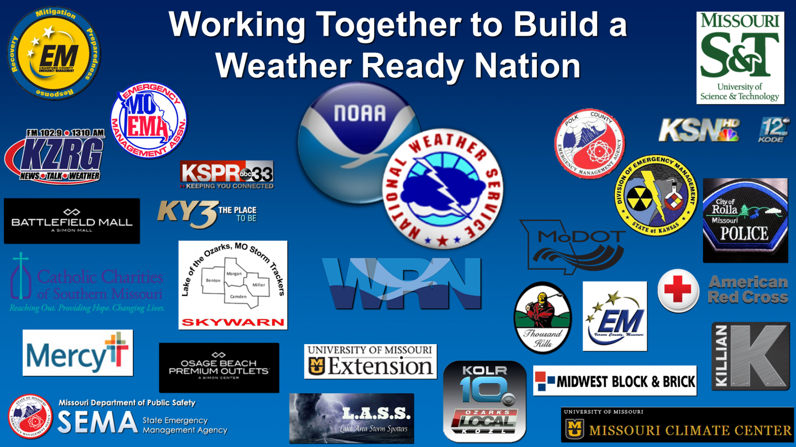 Learn How Your Organization or Business Can Become a Weather