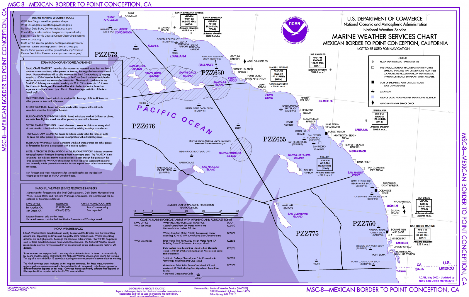 Marine Education & References
