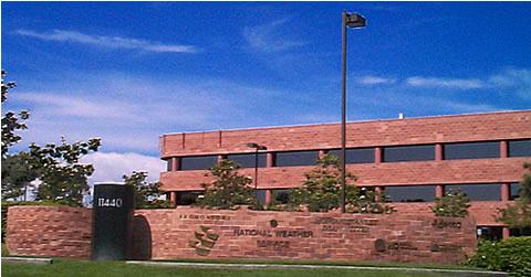 Photo of the building housing the NWS San Diego office